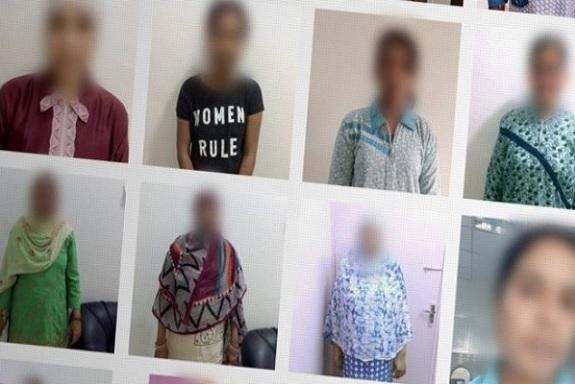 بيع عاملات المنازل في الكويت كعبيد من خلال شبكات التواصل الإجتماعي
