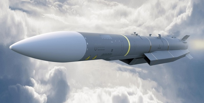 صاروخ من تطوير شركة (إم.بي.دي.إيه) الفرنسية