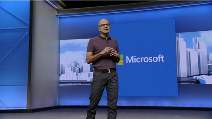 """رئيس شركة مايكروسوفت """"ساتيا ناديلا"""""""