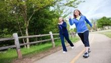 المشي 15 دقيقة إضافية يوميا