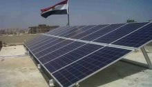 بنبان اكبر محطة طاقة شمسية باسوان