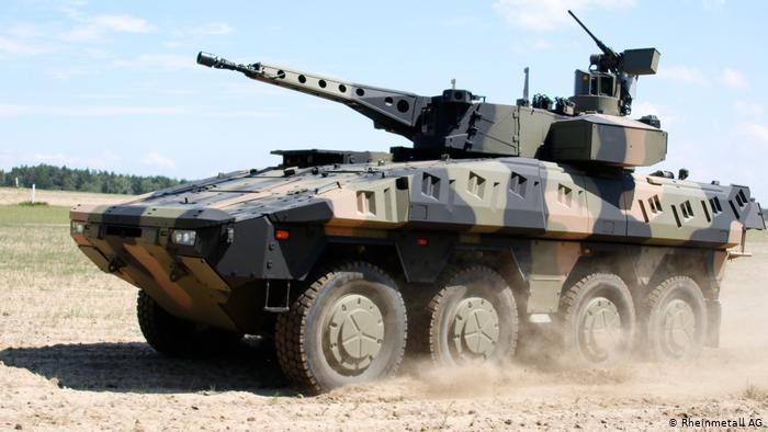 دبابة من صنع ألماني، مبيعات السلاح الألمانية تراجعت في 2018