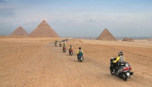 خريطة جوجل لخدمة سائقي الموتوسيكلات في مصر