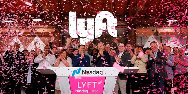 طرح اسهم شركة لوفت للنقل التشاركي في بورصة نيويورك لشركات التكنولوجيا ناسداك