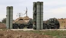 صواريخ روسية من طراز إس-400