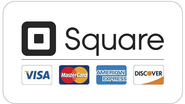 شعار شركة سكوير للمدفوعات الإلكترونية عبر الإنترنت