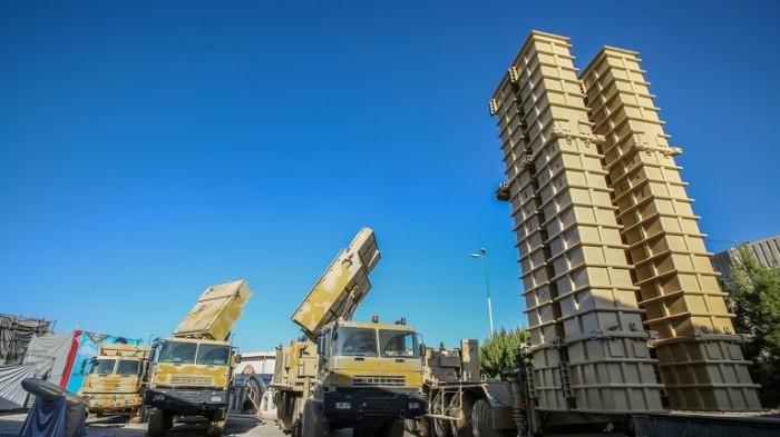 منظومة إيرانية للدفاع الجوي