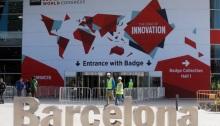 مقر عقد المؤتمر العالمي للموبايل في برشلونة