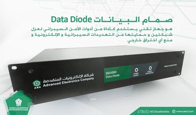 """جهاز """"صمام البيانات Data Diode"""""""