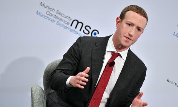 قال مارك زوكربيرج مؤبوك في مؤتمر ميونيخ الأمني، إن فيسبوك كان بطيئًا في فهم حجم التدخل الأجنبي في الانتخابات