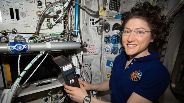 ستساعد مهمة كوك   وكالة ناسا على فهم أفضل للآثار الطبية عند قضاء فترات طويلة في الفضاء