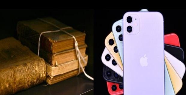 المقارنة غير العادلة بين الكتب التقليدية الورقية والأجهزة الإلكترونية الحديثة
