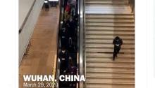 عودة الحياة الي مدينة ووهان الصينية 29 مارس 2020