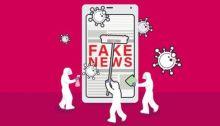 الأخبار الكاذبة حول فيروس كورونا قد تكلفنا أرواح كان يمكن إنقاذها لو أوقفنا دائرة الأخبار الكاذبة