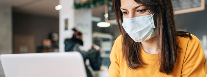 انتشار الرسائل الاحتيالية عن فيروس كورونا