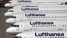 أعلنت شركة لوفتهانزا،أكبر شركة طيران ألمانية، أنها تعتزم وقف تشغيل نحو 150 طائرة من أسطولها