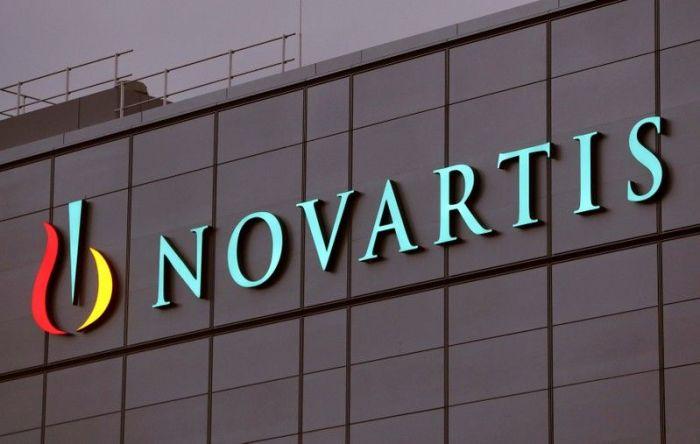 شعار شركة نوفارتس