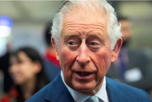 الأمير تشارلز ولي عهد بريطانيا في لندن يوم 4 مارس 2020