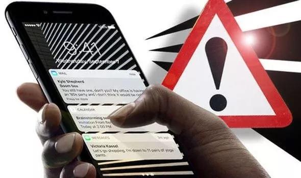 تحذير من استخدام بعض التطبيقات علي أجهزة أيفون