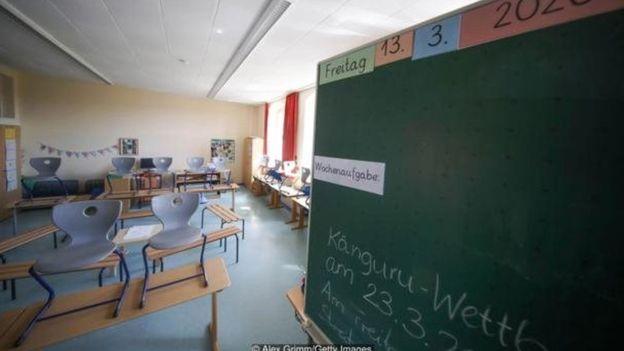 شرعت ألمانيا في تخفيف القيود على حركة المواطنين بإعادة فتح المدارس تدريجيا بدءا من الرابع من مايو