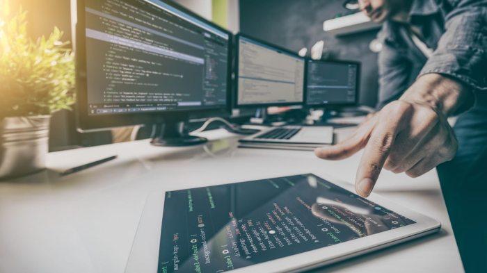 شركات البرمجيات من الفائزين في أزمة فيروس كورونا