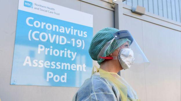تساعد اختبارات فيروس كورونا في اكتشاف مدى انتشاره