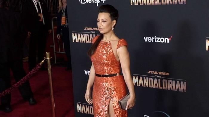 شاركت مينج-نا وين في فيلم The Mandalorian