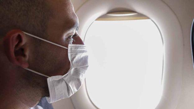 يجب توفر عناصر الأمان من الإصابة بعدوي فيروس كورونا لكي تعود الرحلات الجوية الي الحياة