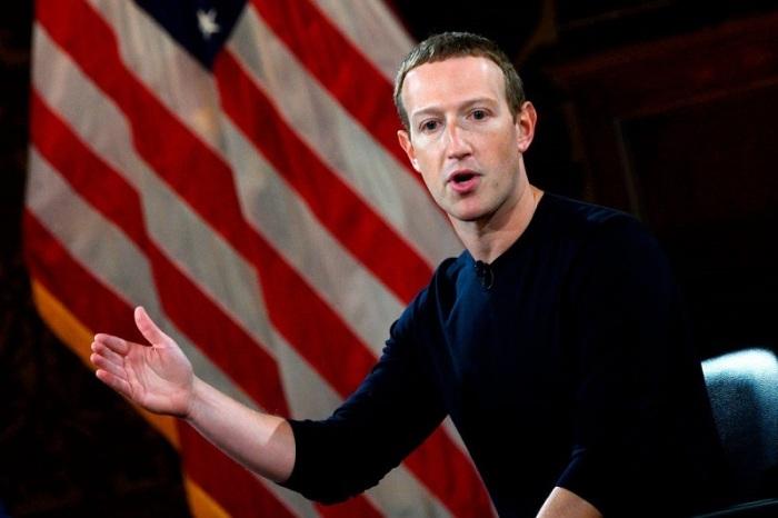 مارك زوكربيرج الرئيس التنفيذي ومؤسس شركة فيسبوك