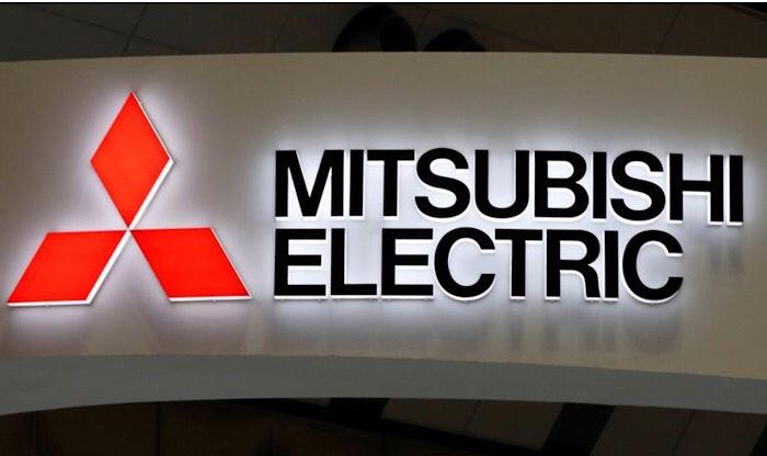 شعار شركة ميتسوبيشي إلكتريك