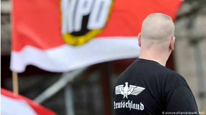 التطرف في ألمانيا له أشكال متعددة
