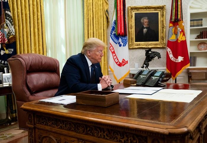 وقع الرئيس ترامب يوم الخميس 28 مايو 2020 على أمر تنفيذي يهدف إلى الحد من الحماية القانونية لشركات وسائل التواصل الاجتماعي ضد الدعاوي القضائية