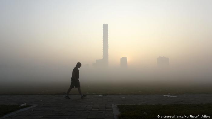تلوث الهواء هو ضريبة التطور البشري