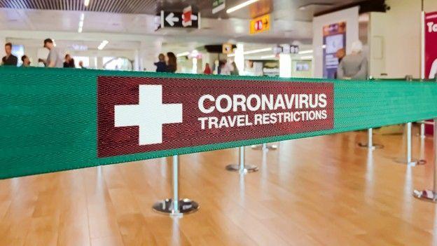 قد تتضمن الإجراءات المُتخذة في المطارات في المستقبل عملية فحص للجهاز التنفسي لرصد وجود جزيئات فيروس كورونا المستجد في زفير المسافرين