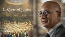 كتاب السعي للعدالة: القانون والطب الشرعي في مصر الحديثة للمؤرخ المصري خالد فهمي