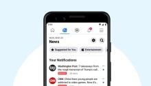 تتوقع فيسبوك أن يهتم مستخدميها بالأخبار المحلية أكثر من اخبار الدولة والعالم