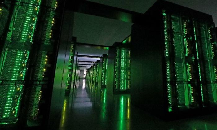 فوجاكو سوبر كمبيوتر اليابان