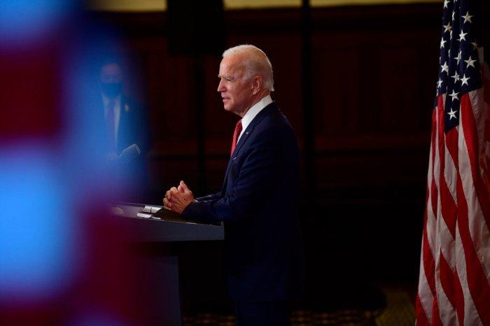 """قالت حملة جوزيف بايدن للرئاسة الأمريكية في بيان: """"لقد عرفنا منذ بداية حملتنا أننا سوف نتعرض لمثل هذه الهجمات ونحن مستعدون لها"""""""