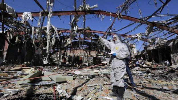 آلاف المدنيين لقوا حتفهم بسبب الحرب في اليمن