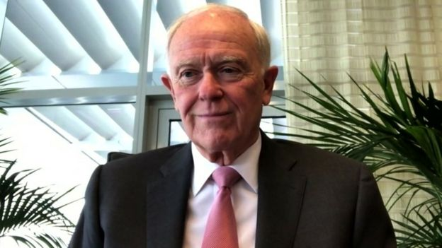 تيم كلارك الرئيس التنفيذي لطيران الأمارات