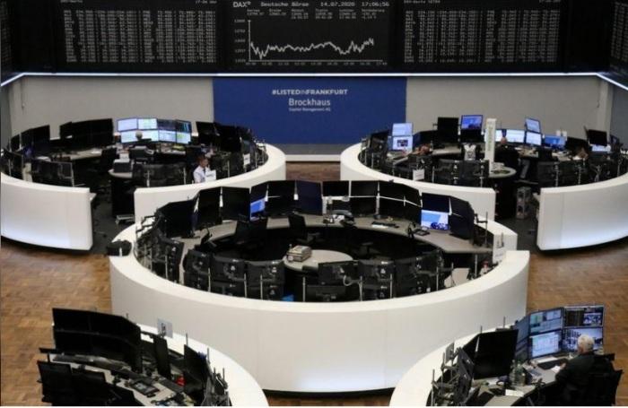 مؤشر داكس للأسهم الألمانية خلال تعاملات بورصة فرانكفورت يوم الثلاثاء 14 يوليو