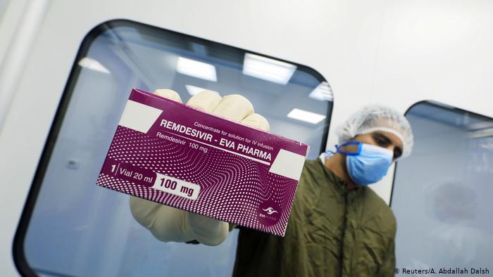 تم تطوير دواء ريمديسيفير في الأساس لعلاج فيروس إيبولا، ولكنه لم يحقق نجاحاً كبيراً