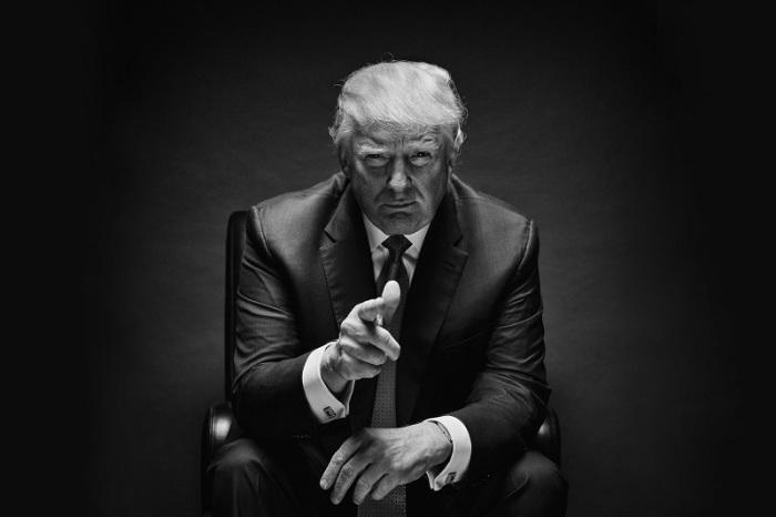 صورة الرئيس ترامب التي تسببت في المشكلة