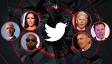 بعض المشاهير الذين تعرضوا لإختراق حساباتهم علي التويتر عن طريق القراصنة