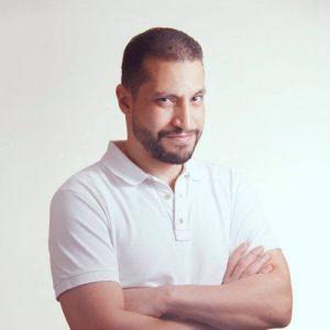 المصمم المصري يوسف غالي
