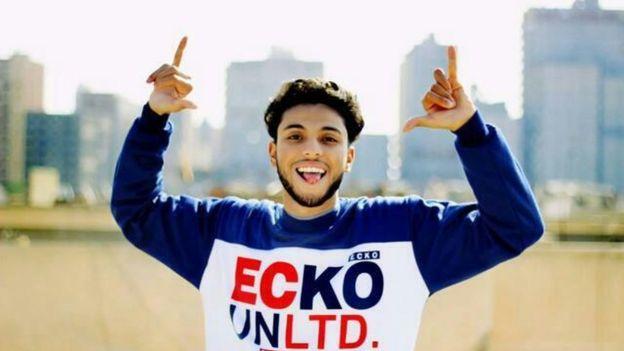 الشاب المصري مروان جليتش يعيش في الأسكندرية