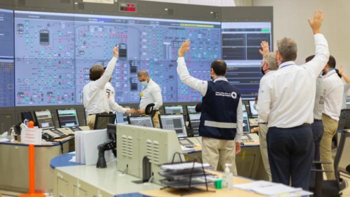 وحدة البركة 1 هي أول مفاعل للطاقة النووية في الأمارات والعالم العربي