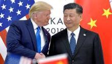 رئيسا الولايات المتحدة و الصين