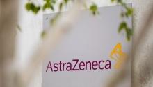 شعار شركة أسترا أسترا زينيكا