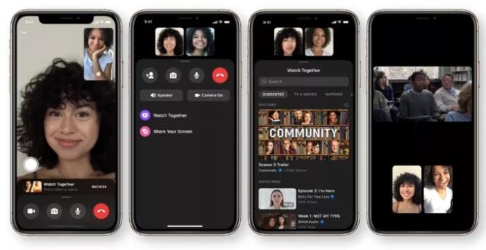 طورت فيسبوك ميزة جديدة تسمى Watch Together والتي يخطط لنشرها عالميًا